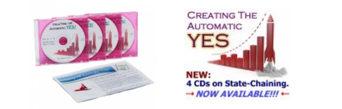 Creating the Automatic Yes by Jonathan Altfeld