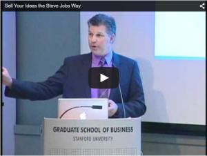 Carmine Gallo at Stanford University