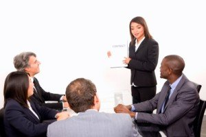 Know Your Target Audience When Presenting