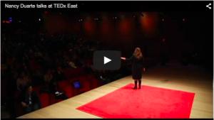 Nancy Duarte uncovering the Secret Structure of Great Talks
