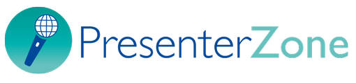 Presenter Zone Logo
