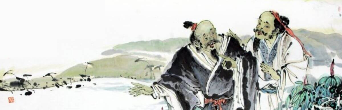 Zhuangzi - Did he know about box breathing?