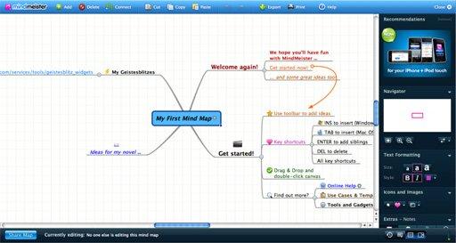mindmeistermap